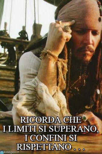 Pin Di Valentina Bianchi Su Frasi Pirati Dei Caraibi