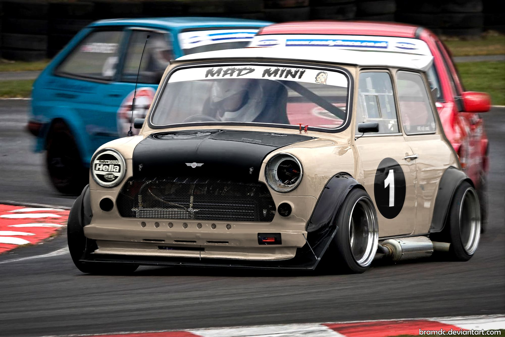 Track mini anyone? | Automotive | Pinterest | Classic mini ...