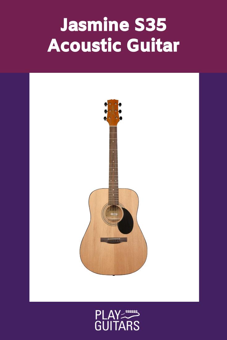 Jasmine S35 Acoustic Guitar Guitar Acoustic Guitar Acoustic