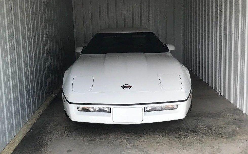 Cream Puff 1989 Corvette Convertible Corvette Convertible Corvette Convertible