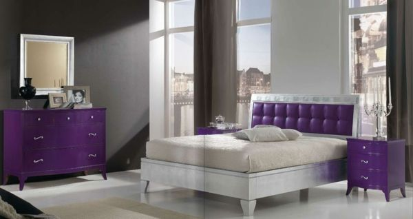 The elegance of classically inspired Italian furniture Furniture - neue schlafzimmer look flou