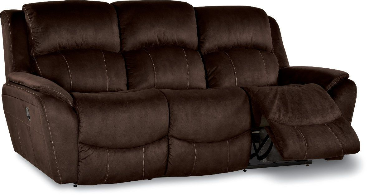Shop For La Z Boy La Z Time Full Reclining Sofa 440740 And Other