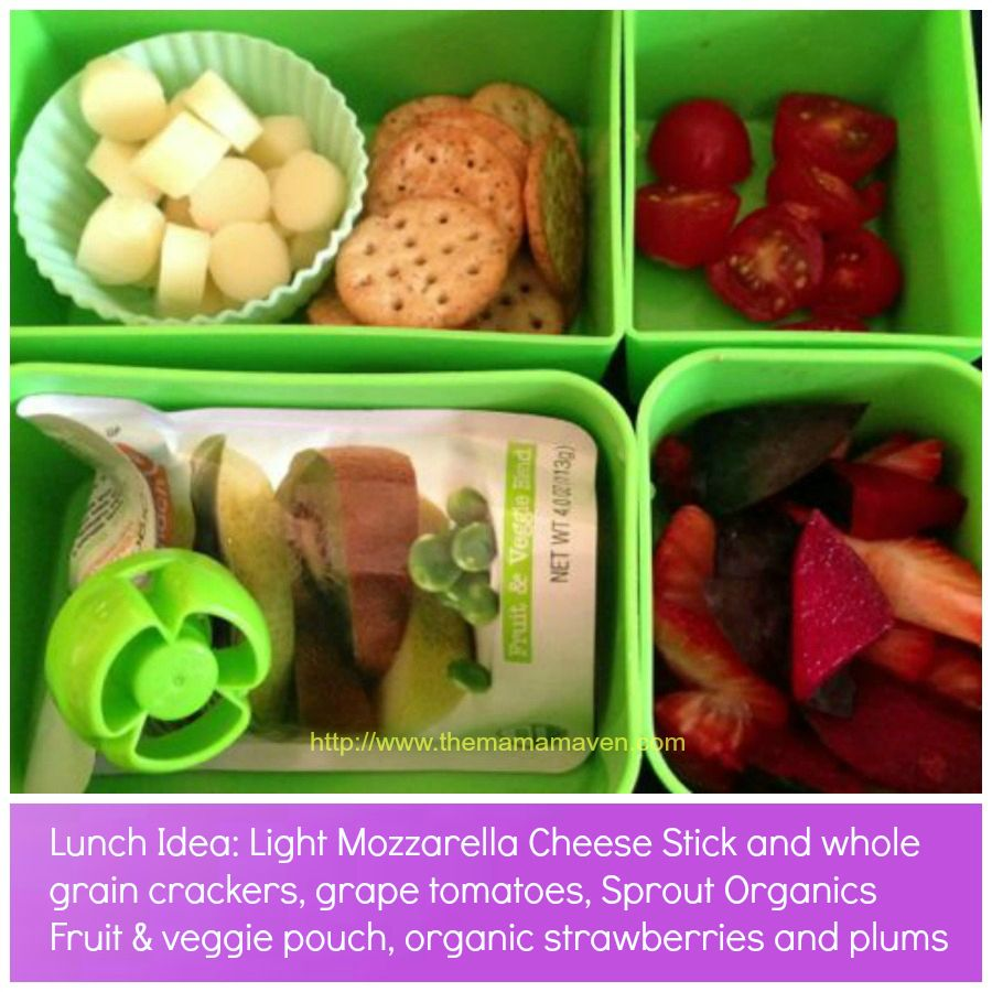 Back To School Lunch Ideas For Ultra Picky Eaters