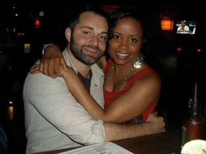 Anthony and I have been together for over 3 years now. We fall in love more and more each day.....African American and Italian. ][ LoveCrossesBorders
