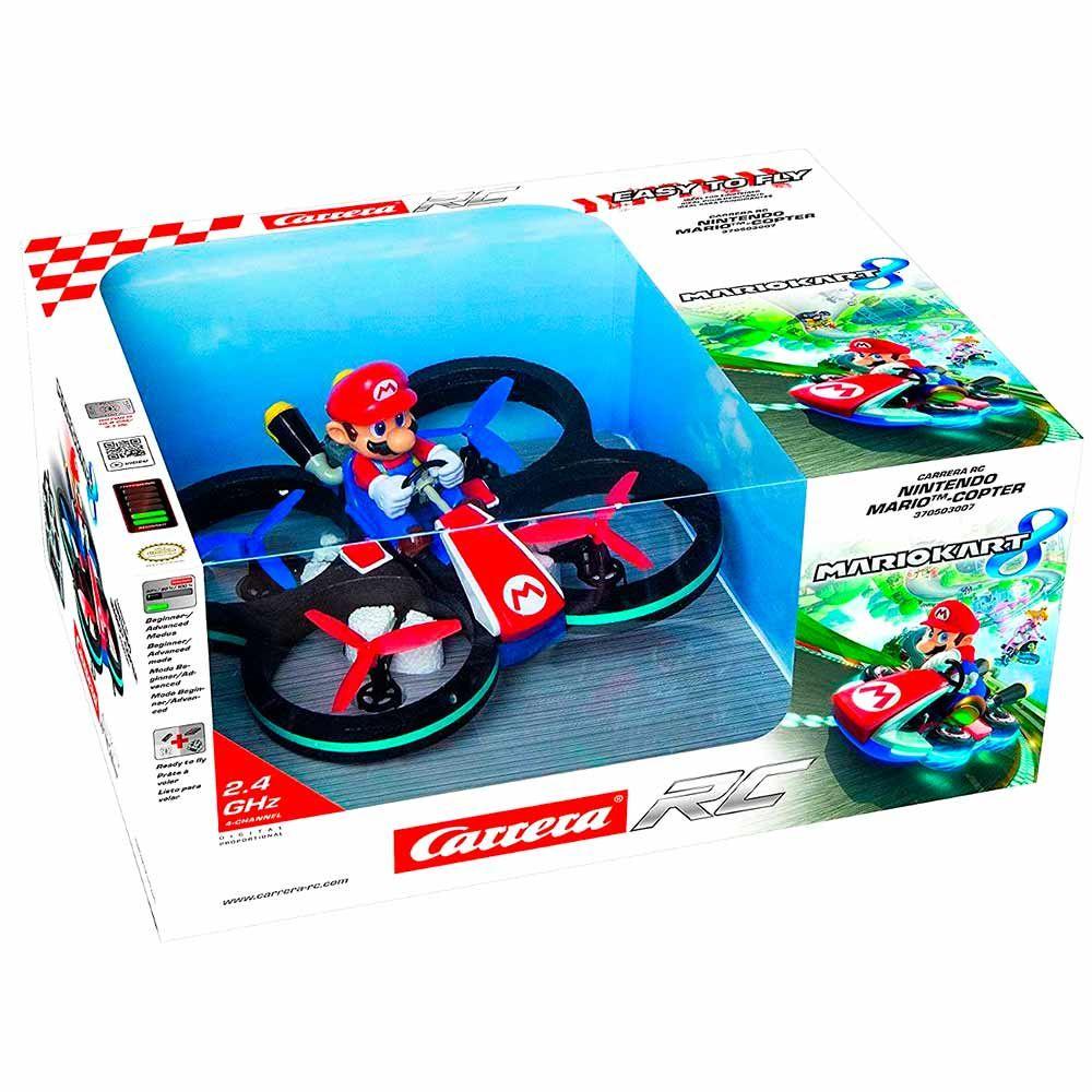 El dron de Nintendo ambientado en MarioKart 8 es un nuevo juguete ...