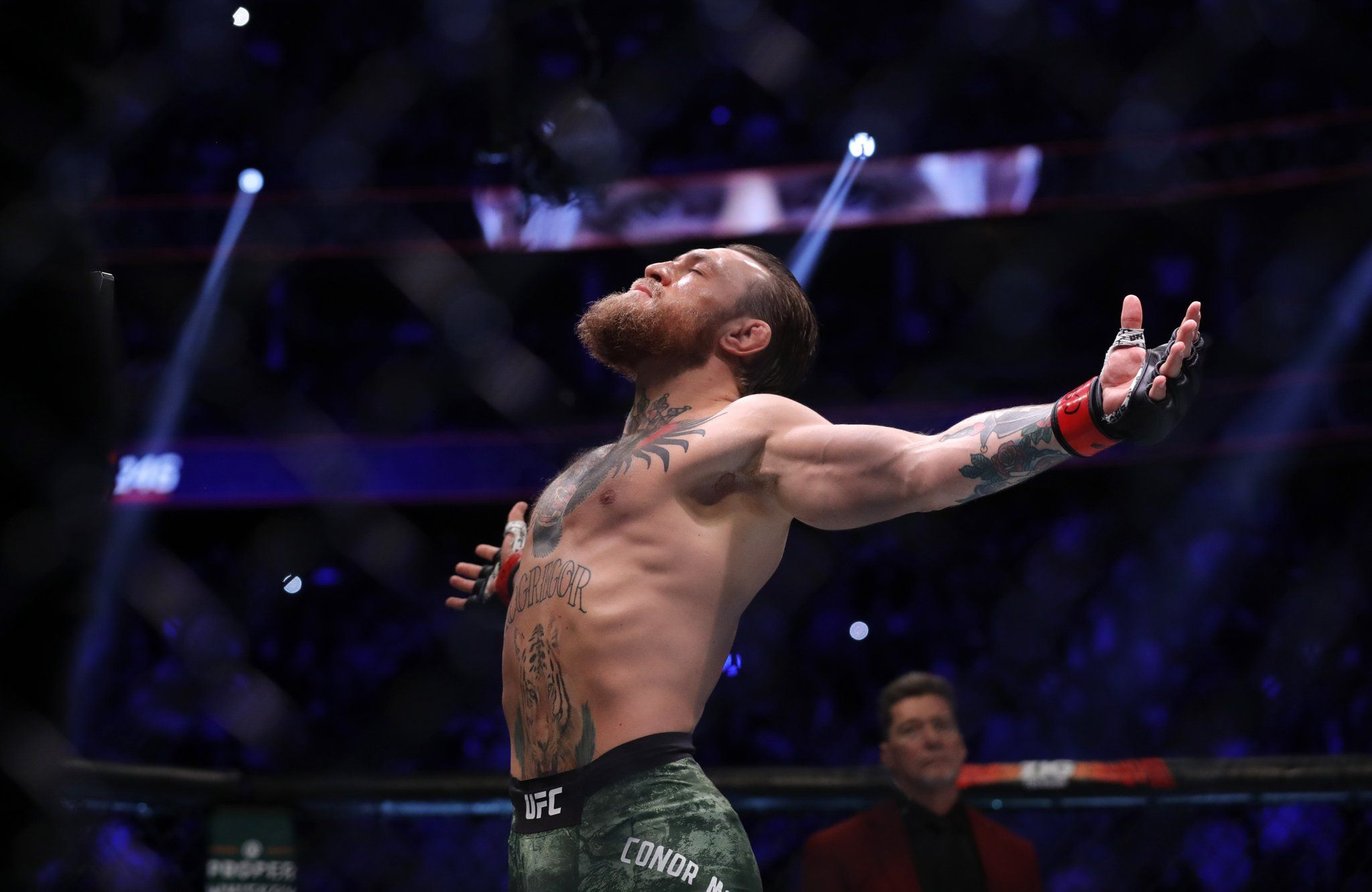 Pin By Inthaknow On Conor Mcgregor In 2020 Donald Cerrone Connor Mcgregor Conor Mcgregor