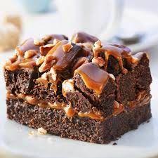 Best Recipes: Healthy Brownie Recipe: Shakeology Frozen Fudgy Oat Bars