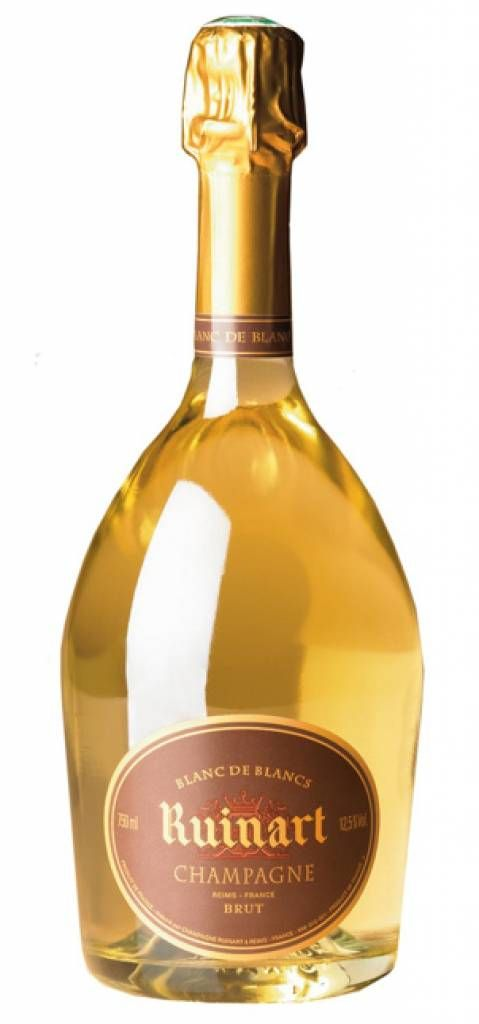 Ruinart Blanc De Blancs Champagne Mousserende Wijn Champagne Wijnkelder