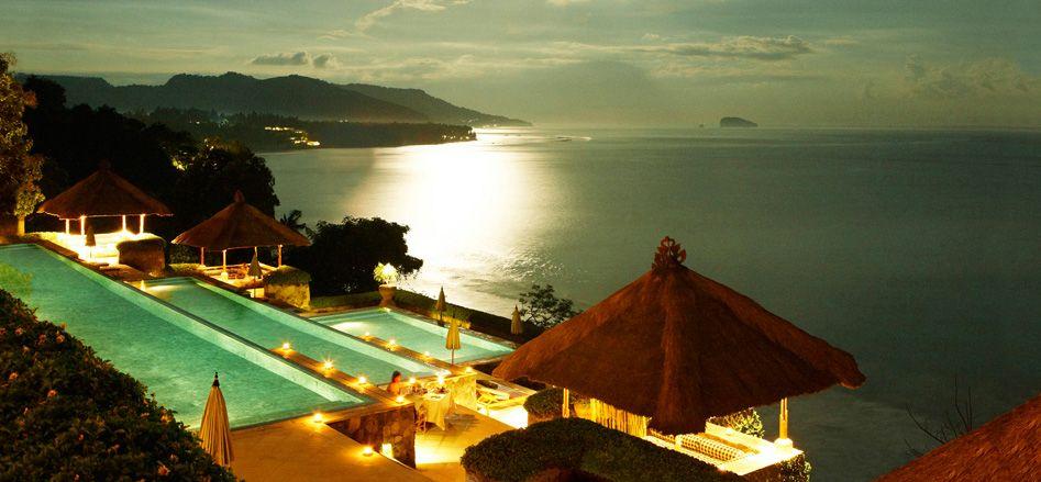 Luxury Seaside Resort Bali Indonesia Luxury Beach Resort
