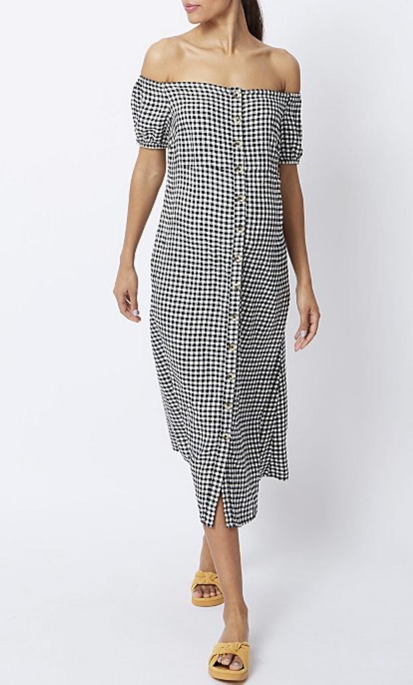 Maternity Shirt Dress - Neli Soultan