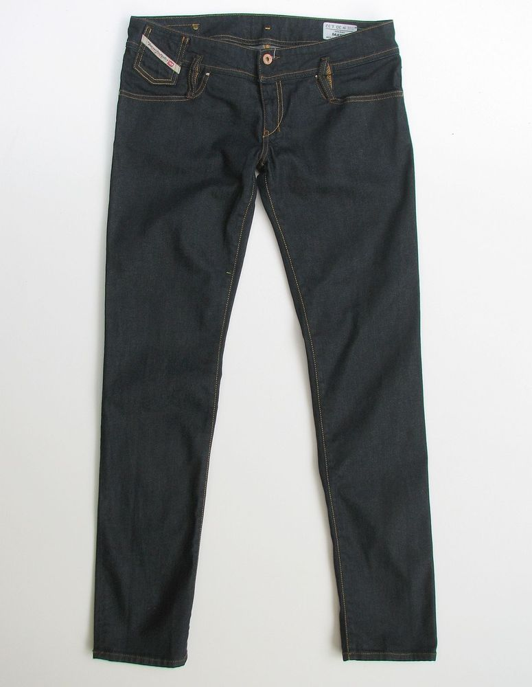 93750ff5 DIESEL MATIC 00AA8 STRETCH WOMENS 30 X 32 JEANS ITALY #Diesel ...