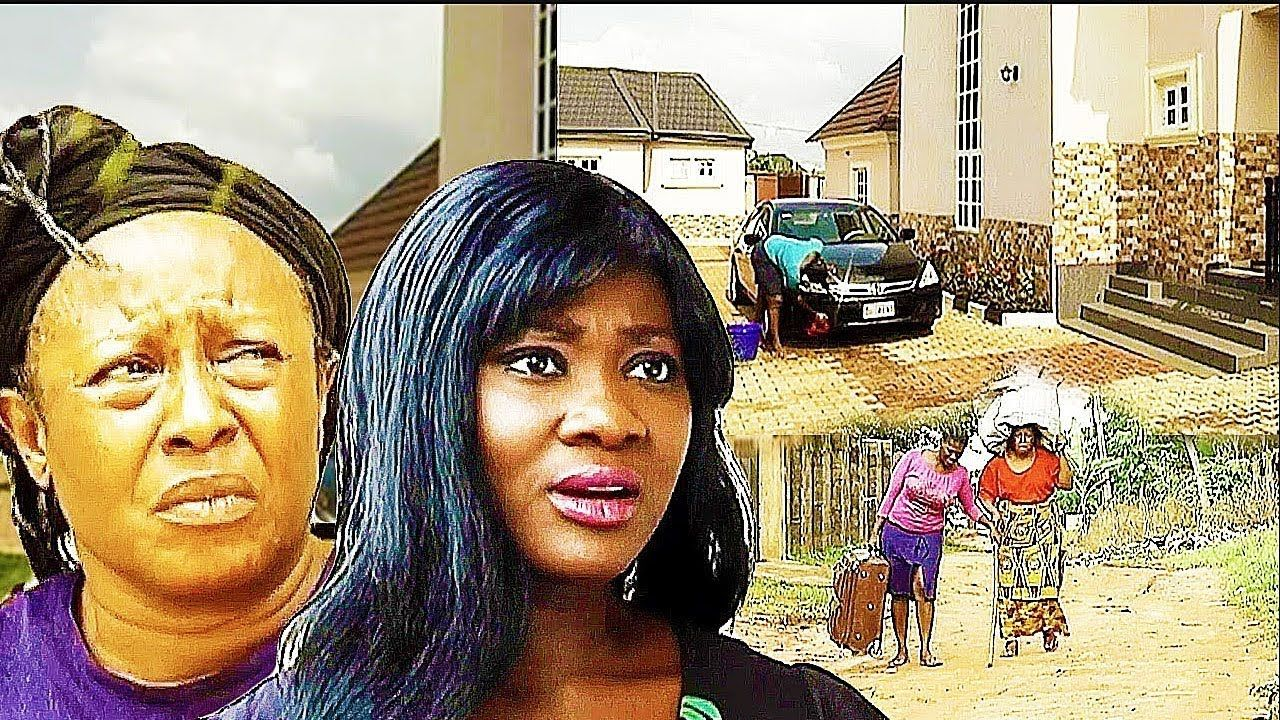MERCY JOHNSON AND PATIENCE OZOKWOR MOVIE WILL MAKE YOU CRY