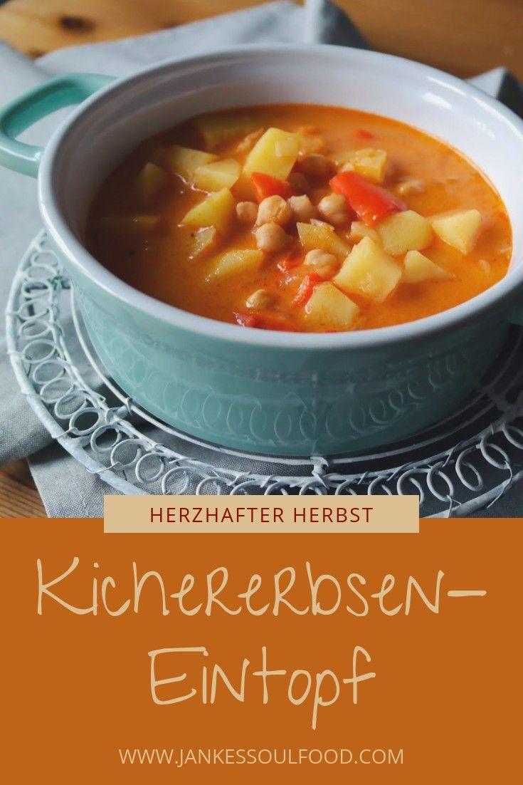 Photo of Kichererbsen-Eintopf