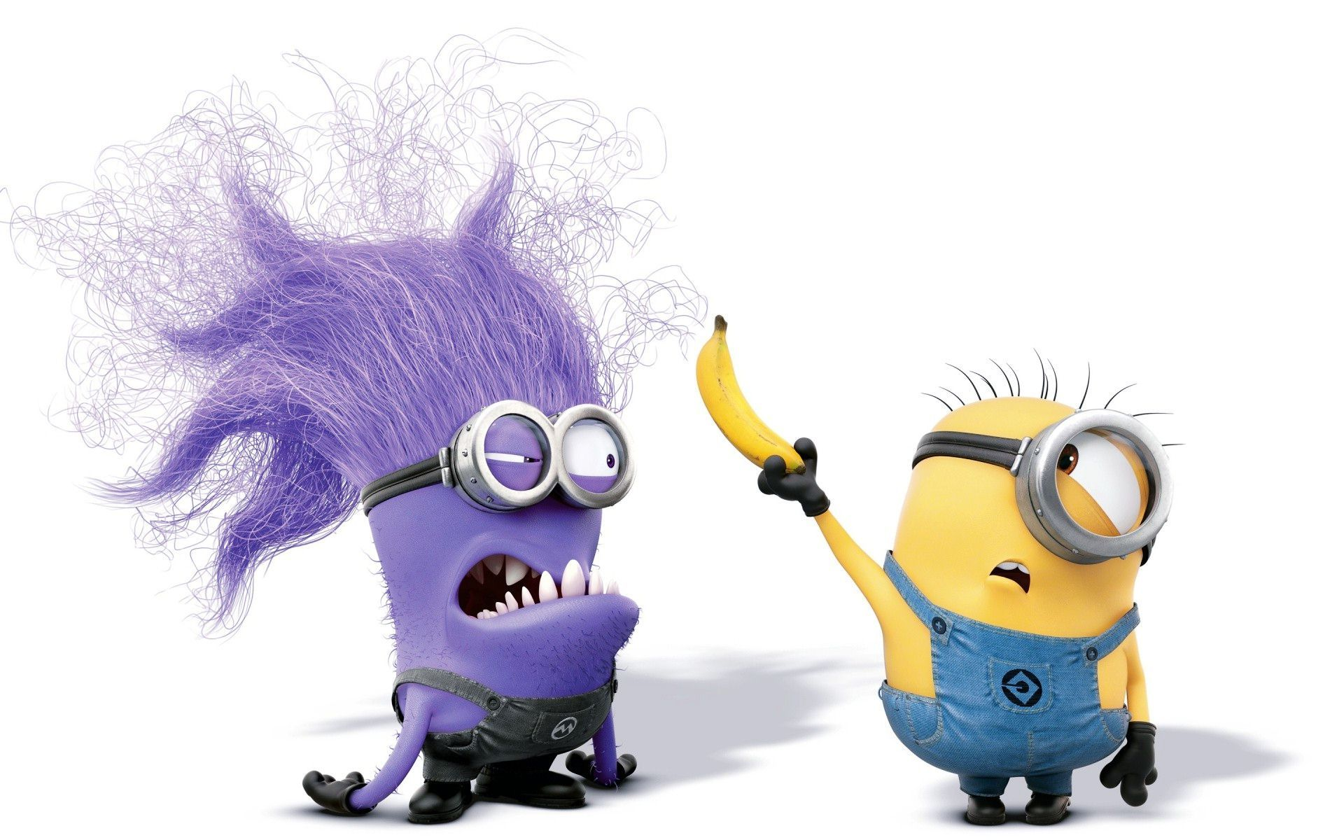 Despicable Me Minions Banana Purple Wallpaper.jpg (1920 ...