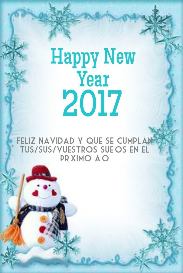 Happy New Year Quotes in Spanish 2017 | Happy New Year 2018 Wishes ...
