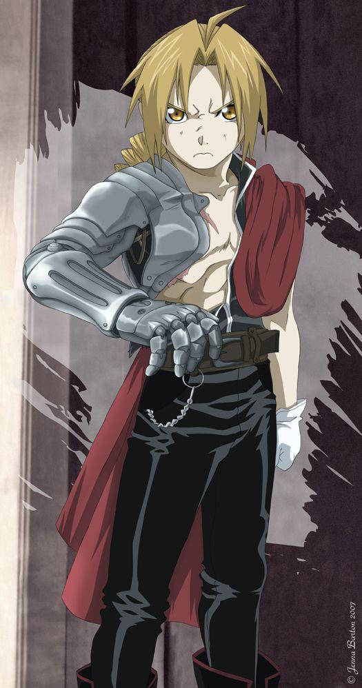 Fullmetal Edward