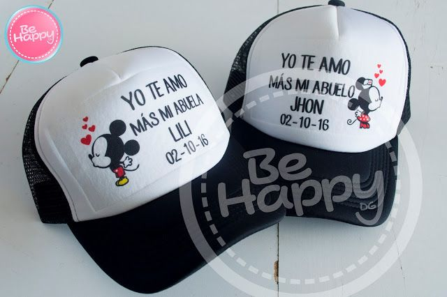 Be happy Dg  gorras personalizadas Bucaramanga ce989cd1dd0