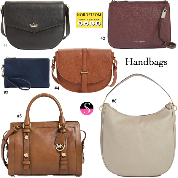 Nordstrom Anniversary Handbags Styledtosparkle