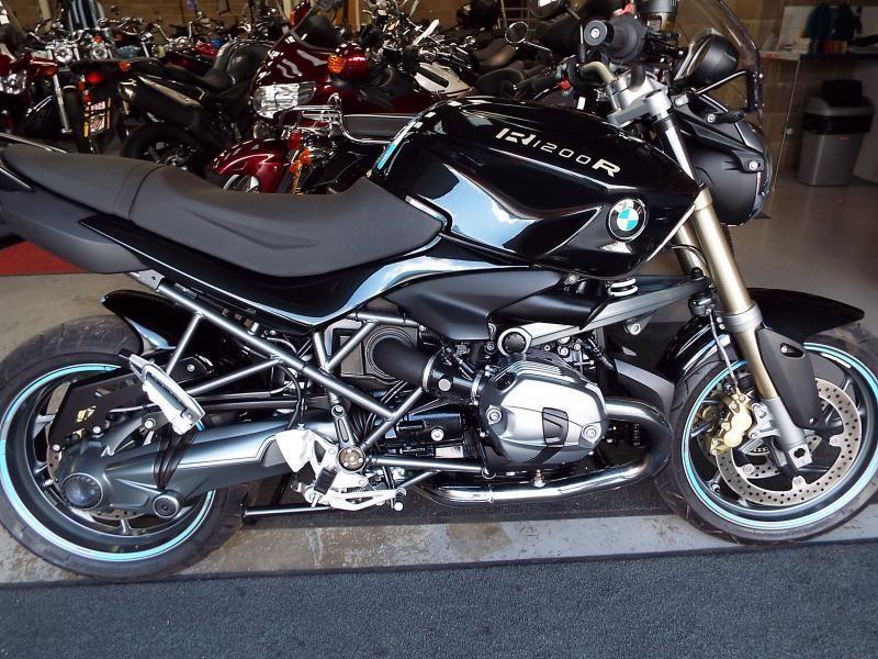 Used / Second Hand Bmw R1200r Mu 274 Motorbike for Sale