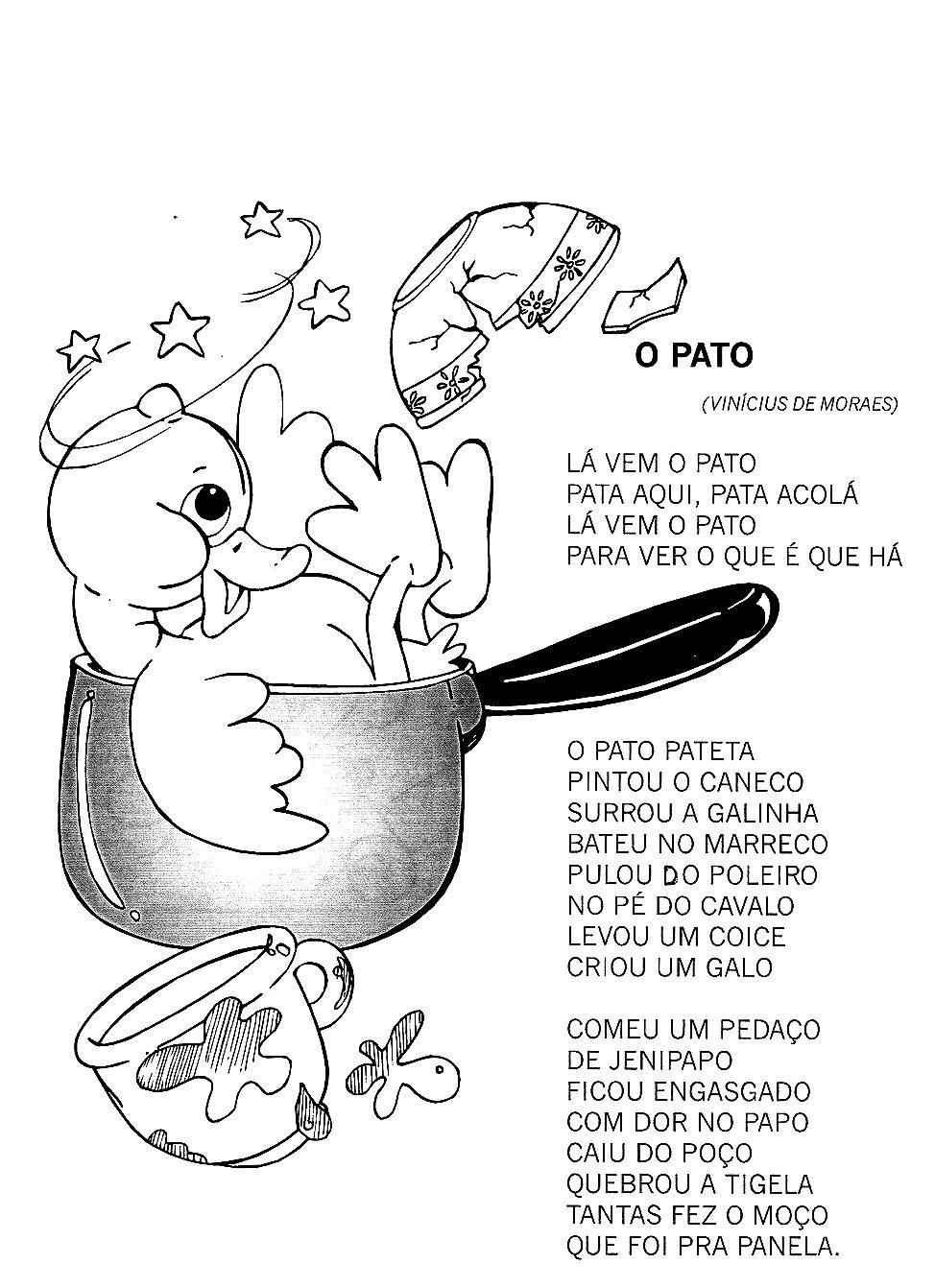 Poesia Ilustradas Dia Dos Animais Pra Gente Miuda Com Imagens