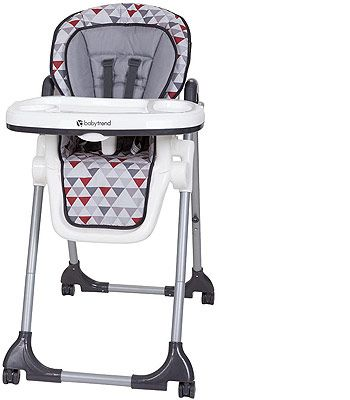 Baby Trend Tempo High Chair Pyramid High Chair Baby Trend Chair