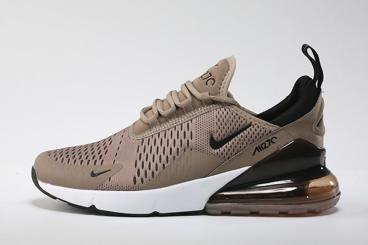 Nike Air Max 270 Flyknit Oreo AO1023 001 BlackBlack White Mens Running Shoes Top Deals