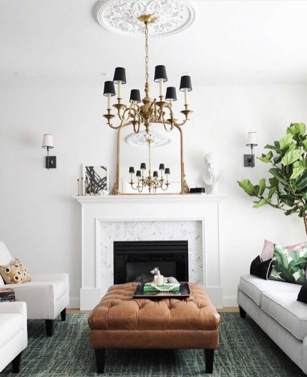 73 Eclectic Living Room Decor Ideas: Idea By Jennifer George On Decor