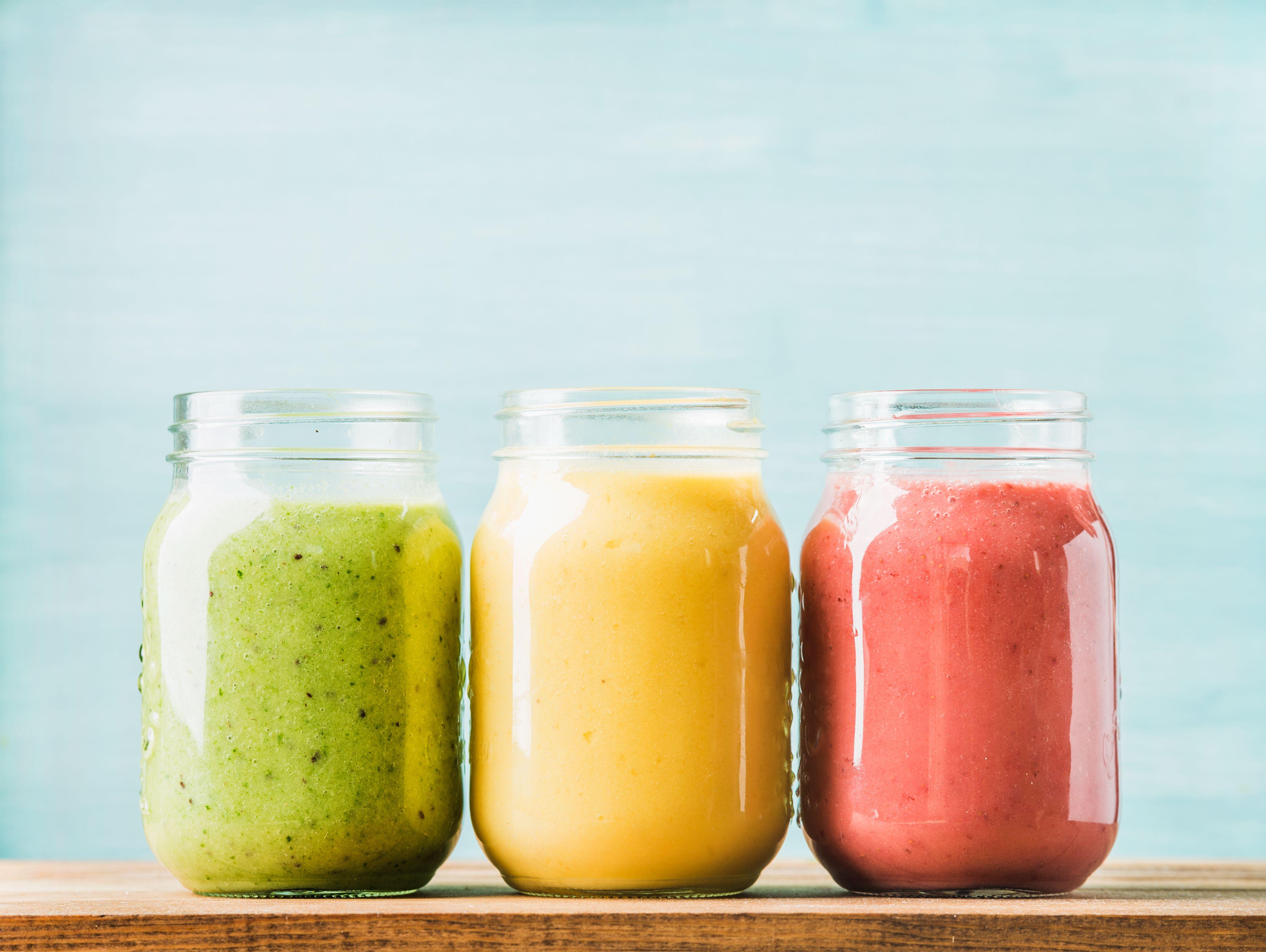 grøntsagsjuice opskrifter