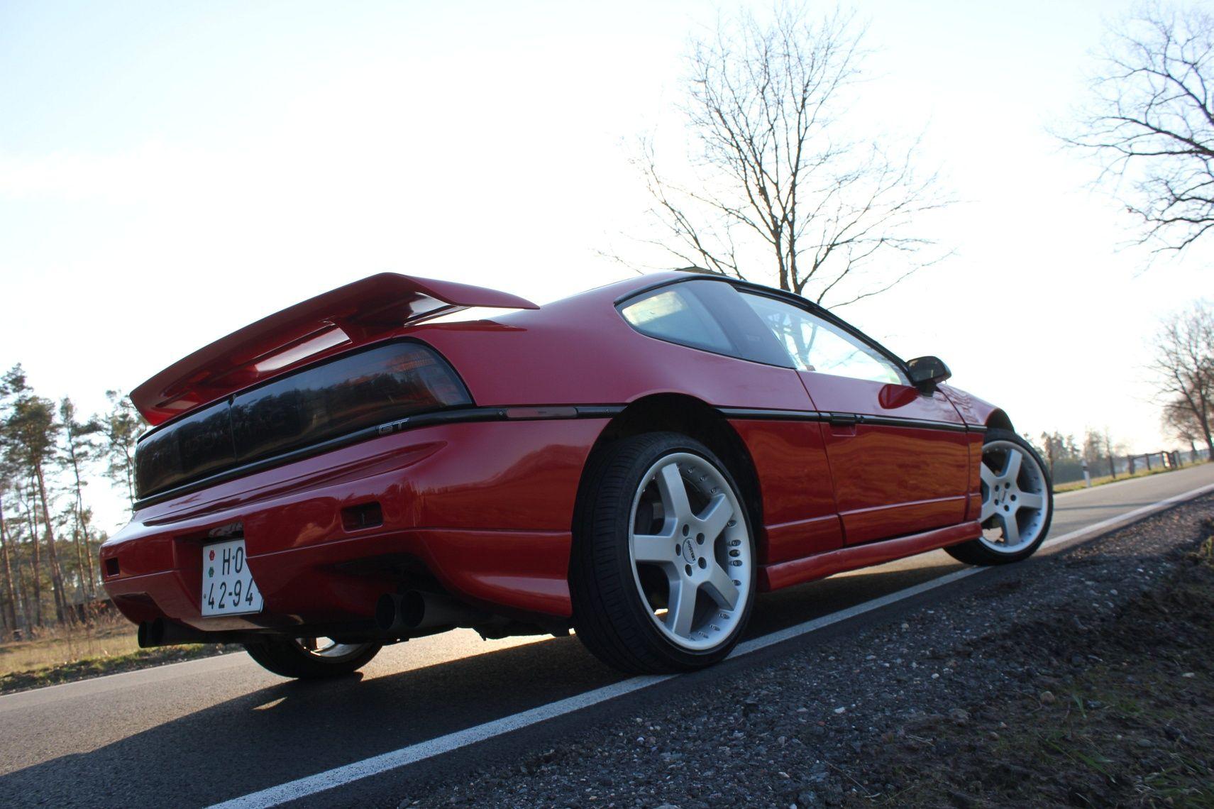 Pontiac Fiero GT Pontiac fiero gt, Pontiac fiero, Pontiac