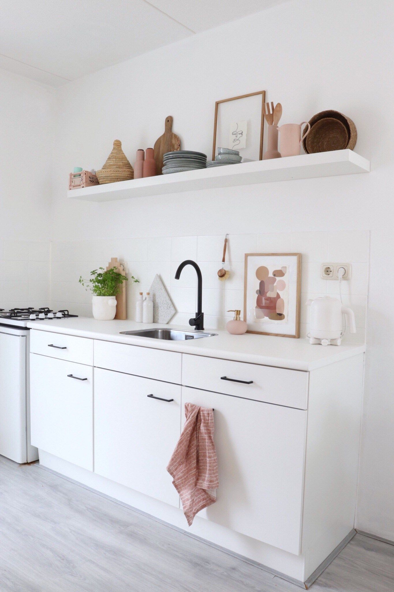 Nieuw Huurhuis keuken opknappen: ideeën voor het pimpen van je oude BD-67