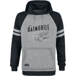 Photo of Batman Batmobile HoodieEmp.de