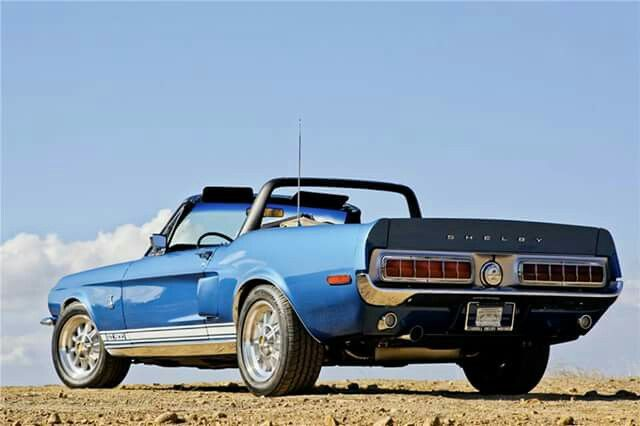Pin By Newport Car Museum On 68 Shelby Gt350 Convertible Shelby