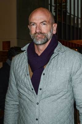 Graham McTavish enters the 'Big Morning Buzz' taping at the VH1 Studios on December 7, 2012 in New York City