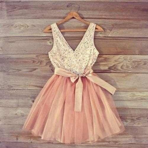 cute and gentle dress for any occasion