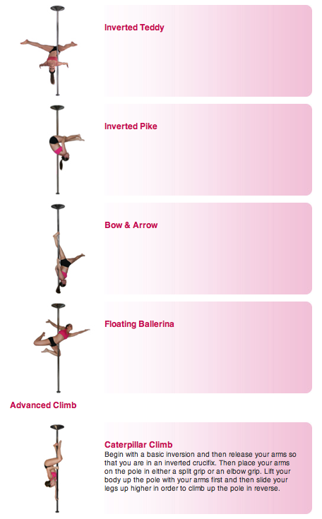 cours pole fitness