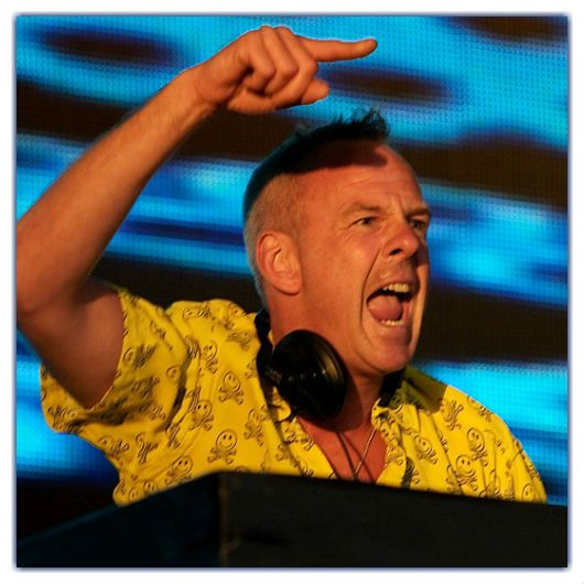 Fatboy Slim - Live @ Creamfields (UK) - 27-AUG-2017