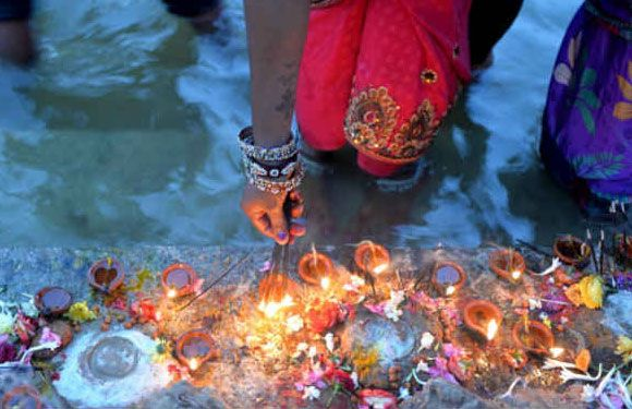 One who observes Chhath Puja, gains control over the flow of prana ...