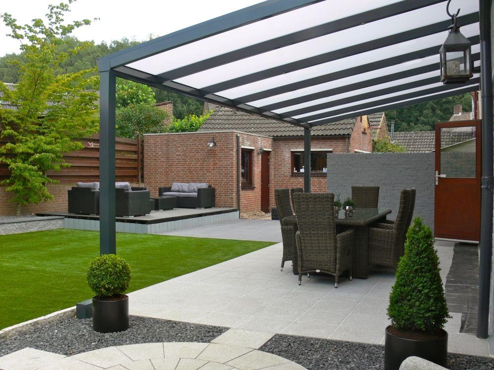 Sbi toldos terrazas patio techos marquesinas cocheras - Toldos para cocheras ...