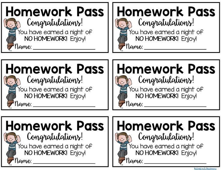 homework pass bie homework pass student reward for one night  persuasive essay on less homework university education and