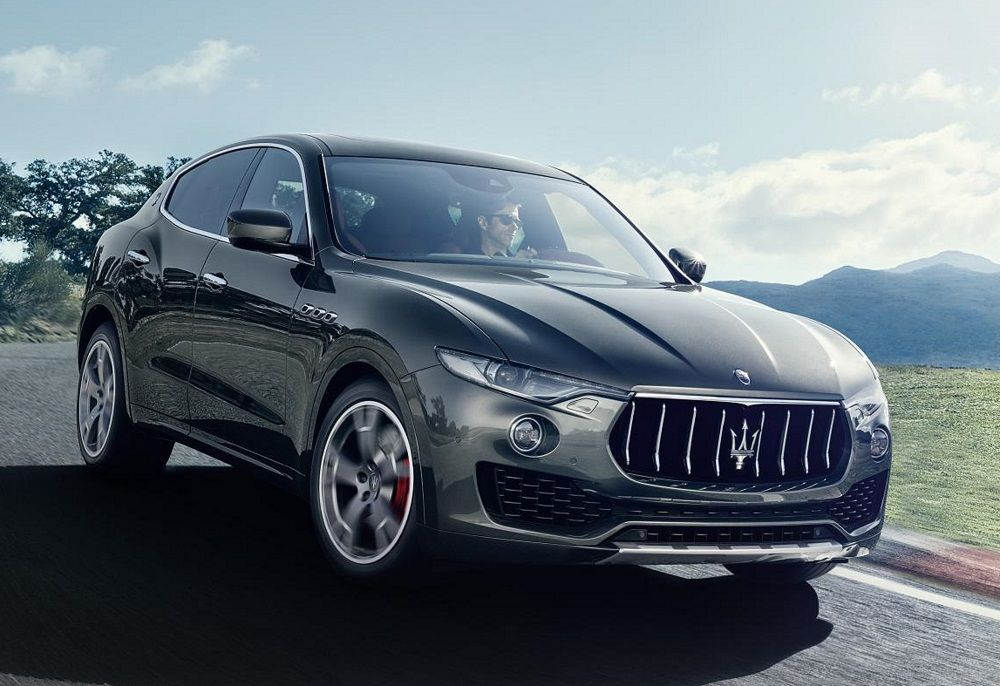 A total of just 73 Maserati vehicles affected… A recall of