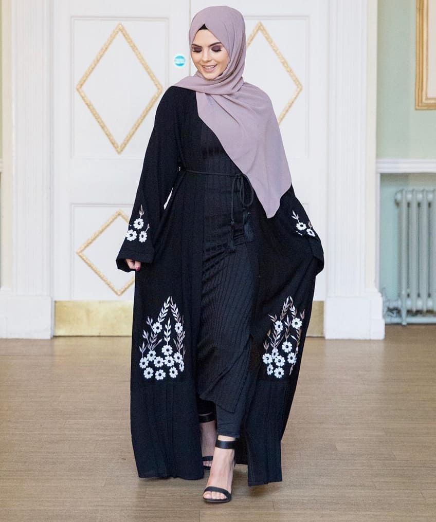 Fariah Abaya Part of the new collection Shop online - www