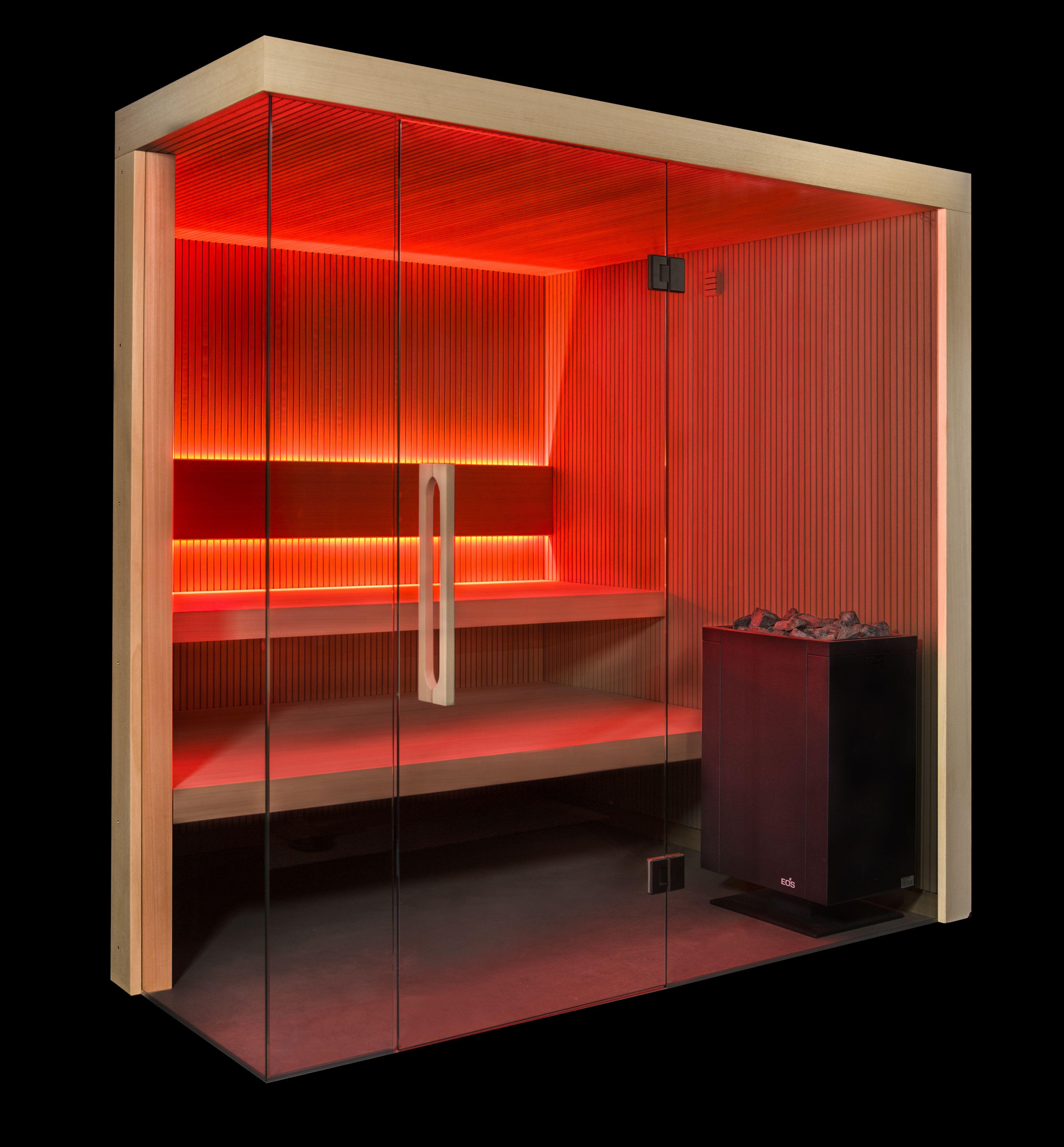 Pro Line Sauna Sauny Relaks Muzyka światło Zapach