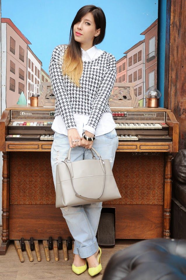Tomboy meets ladylike. Watch the full post here > http://shar.es/TN5QN