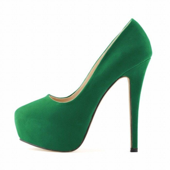 Nightclub Ultra High Heels Fashion Shoes