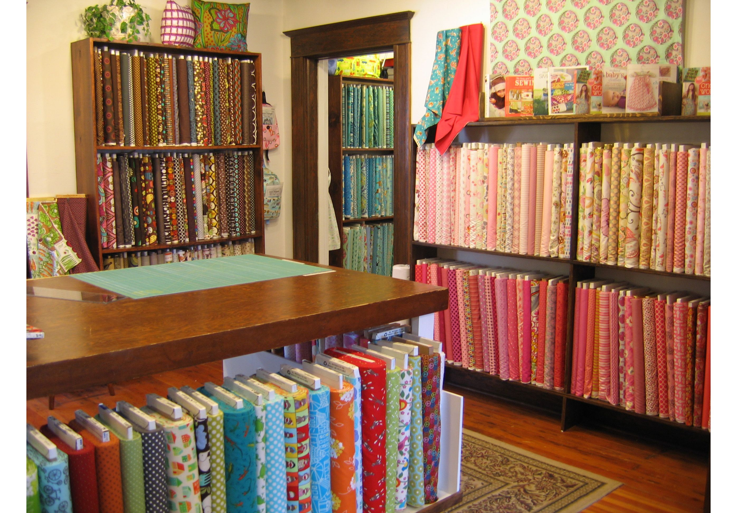 Quilt shop spotlight cool cottons portland oregon for Magasins de robe de mariage portland oregon