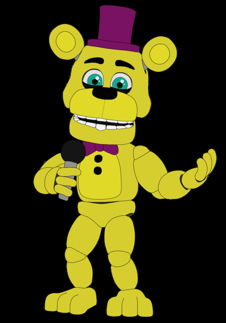 Adventure Fredbear Five Nights At Freddy S World Freddy World Fnaf Five Nights At Freddy S