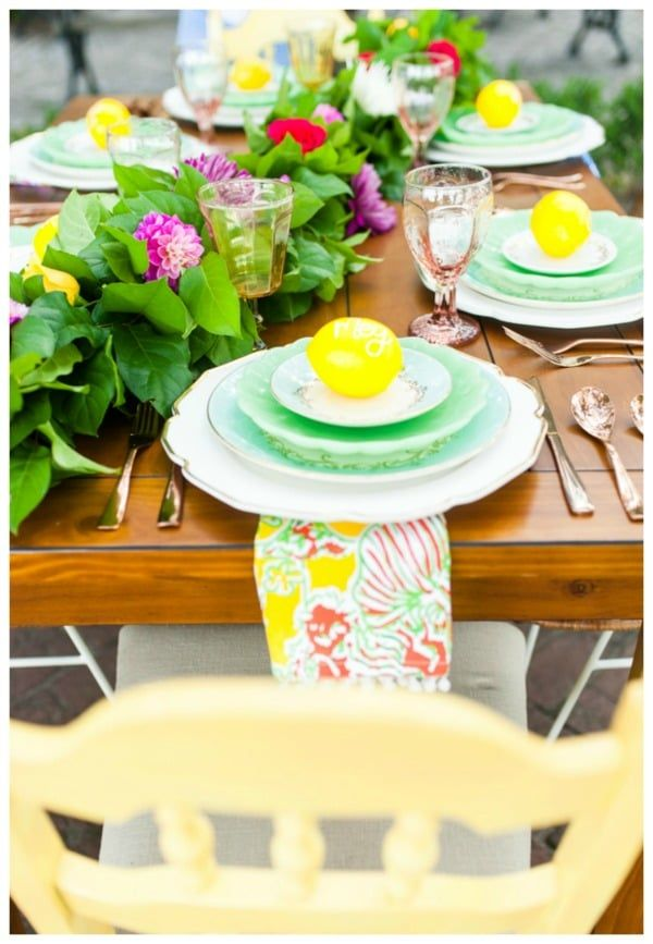 Lilly Pulitzer inspiriert Brautjungfer Brunch Lilly Pulitzer inspiriert Brautjungfer Brunch