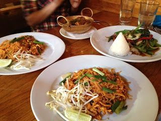 Sea Thai Restaurant Williamsburg Brooklyn Makeshift Memories