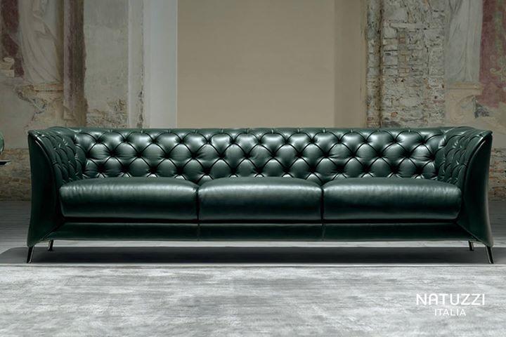 Natuzzi A Combination Of Unique Design And Superior Comfort La