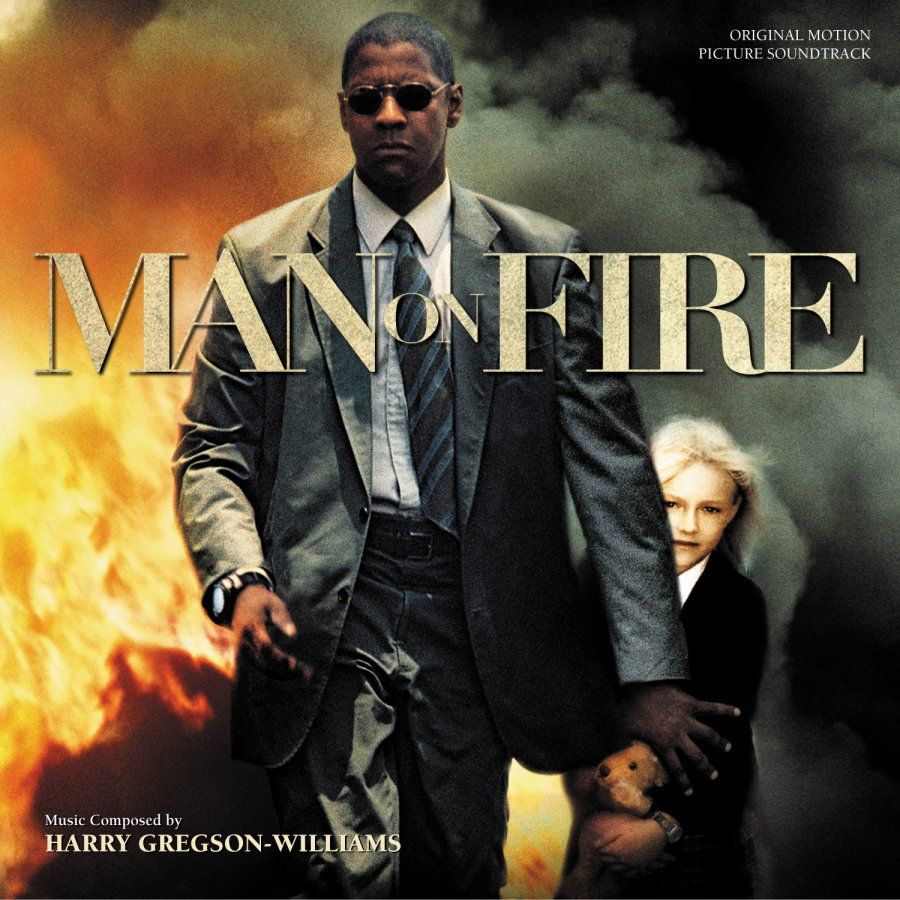 Soundtrack review: Man on fire (Harry Gregson Williams – 2004)